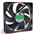 Новый оригинальный DA12025B48UA 12 см 12025 120x120x25 мм 48 В 0.40A сервер инвертор Вентилятор охлаждения