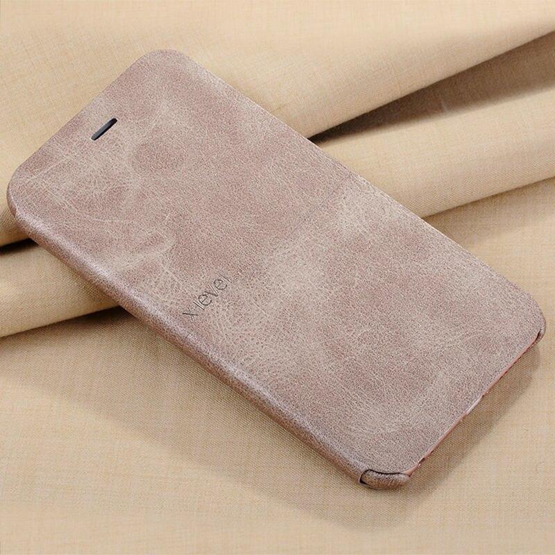 X-Level για iPhone 6 6S Case Δερμάτινο κάλυμμα - Ανταλλακτικά και αξεσουάρ κινητών τηλεφώνων - Φωτογραφία 6