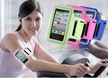 5.0-5.7 дюймов Спорт Повязку Спортивная Сумка Чехол Для iPhone 6 плюс Samsung Note 4 Note 3 S5 S6 Повседневная Бег Велоспорт Мешок