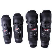 New Brand 4pcs/Set Motorcycle Motorbike Knee Pads & Elbows Pads Protector Pads Motocross off-road Racing Guards Protective Gear