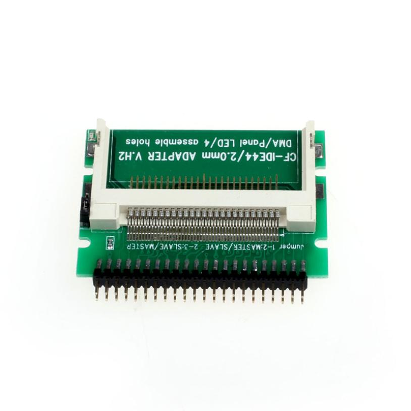 Factory Price MOSUNX Hot Selling CF To 44 Pin Male IDE Adapter PCB Converter As 2.5 IHDD Drive For Laptop Drop Shipping