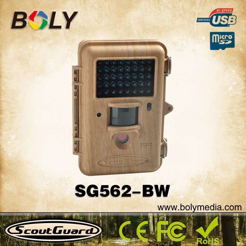 Bolyguard 12MP 720P HD Dual focus 940nm Black LED Infrared Night Vision Bird Watching Camera SG562-BW 100ft Long range trail Cam