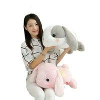 50cm Lop-eared Rabbit Dolls Plush Classical flying Bunny Rabbit Toy Amuse Lolita Loppy rabbit Kawaii Plush Pillow for Girls