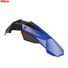 Front mudguard front fender For KLX YZF DRZ CR CRF DT RMX Off Road Dirt Pit Bike MX Motocross Free Shipping