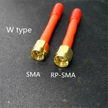 5.8G 2.8dBi L&W SMA Male RP-SMA Male FPV Antenna