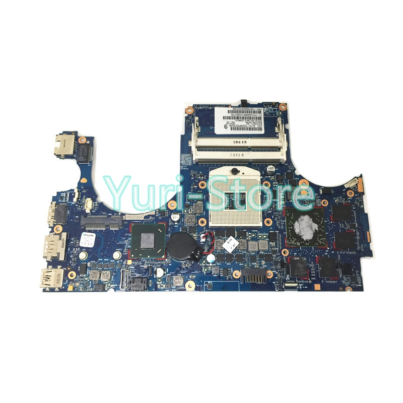 NOKOTION 679814-001 For HP Envy 15-3200 15-3000 Laptop Motherboard HM76 DDR3 HD7750M Discrete Graphics 100% tested 574680 001 1gb system board fit hp pavilion dv7 3089nr dv7 3000 series notebook pc motherboard 100% working
