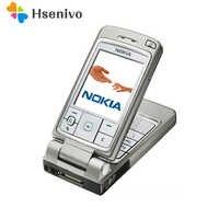 6260 100% Оригинальный разблокированный телефон Nokia 6260, вращающийся 2,1 дюйма, GSM 2G Symbian 7,0 s, с гарантией на один год, бесплатная доставка