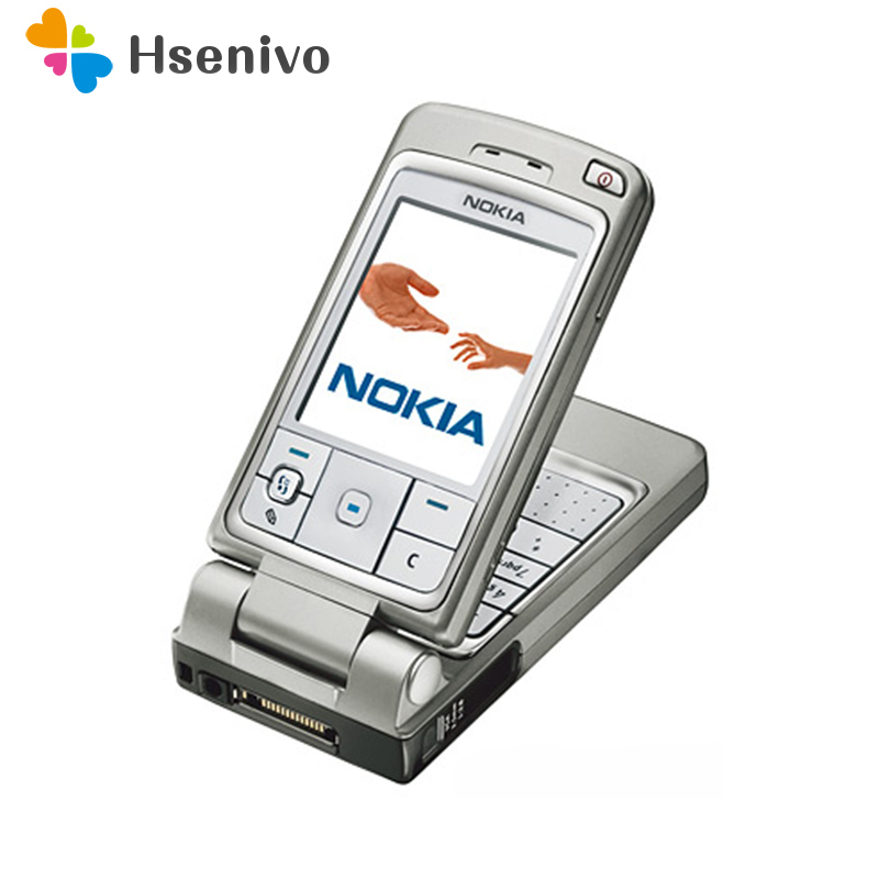 6260 100% Original Unlocked Nokia 6260 Rotatable 2.1' Inch GSM 2G Symbian 7.0s  Phone With One Year Warranty Free Shipping