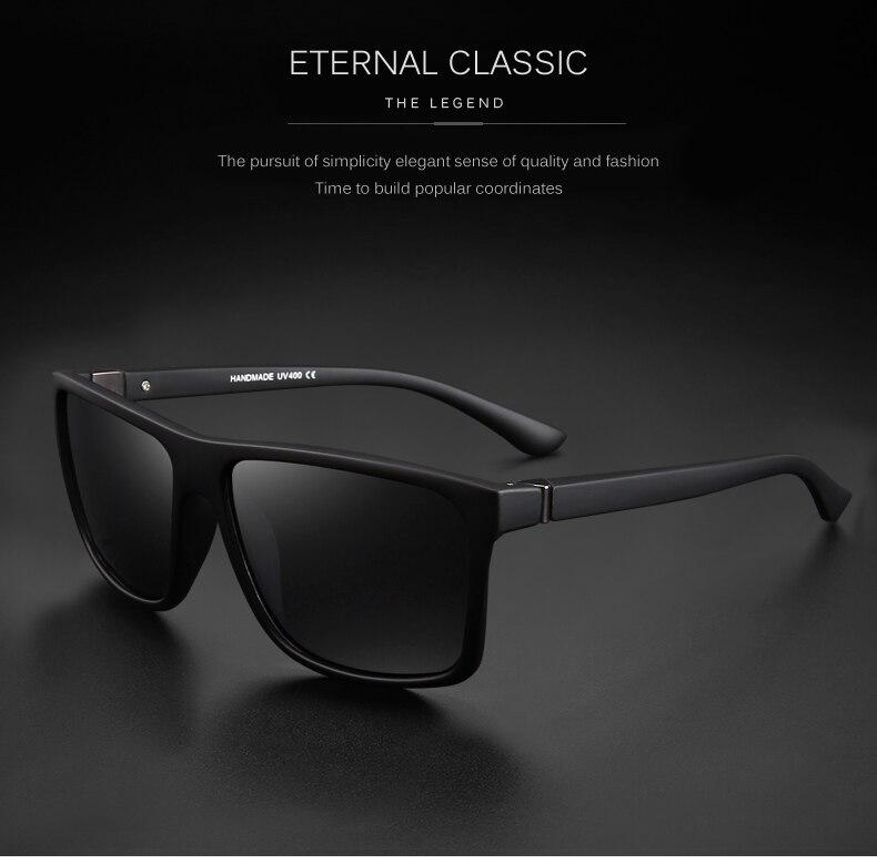 984df1a5d7713 MERRY S DESIGN Men Polarized Sunglasses Fashion Male Eyewear 100% UV ...