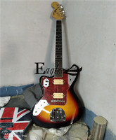 Eagle. Butterfly electric guitar, electric bass Custom Shop Jazzmaster electric guitar, left hand leopard electric guitar.