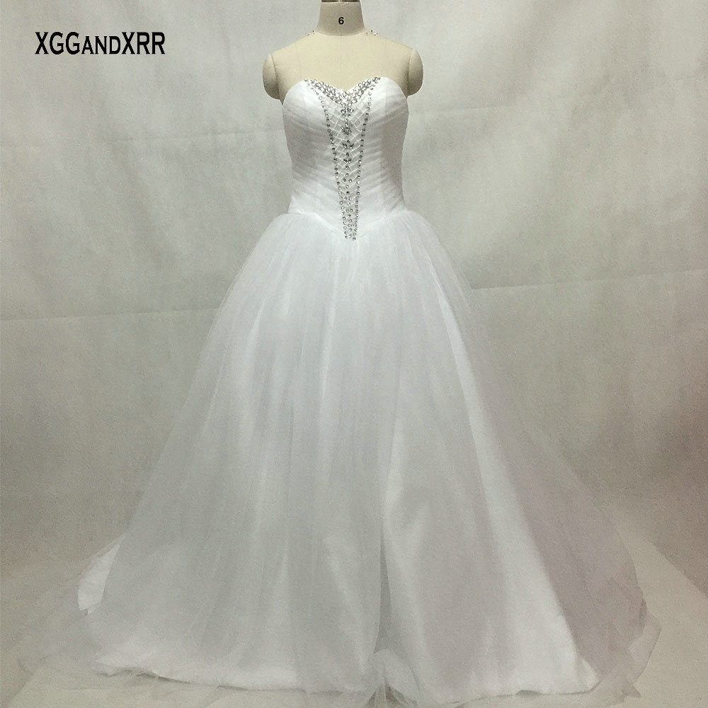 Backless Wedding Gowns For Sale: On Sale Sweetheart Off Shoulder Sexy Backless Ball Gown