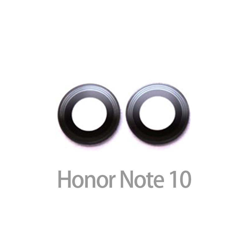 100pcs/lot rear back camera lens glass replacement for Huawei Honor 8A 8C 8X 8S Honor8 pro Honor Note 8 10 Note8