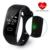Diggro k18s nueva pulsera inteligente con smart watch pulsera perseguidor de la aptitud del ritmo cardíaco monitor de oxígeno de la sangre para android teléfono