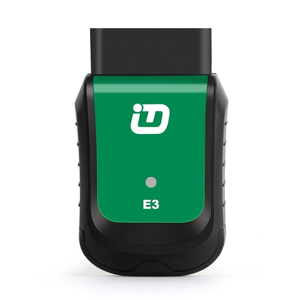 Véritable XTUNER E3 Wifi système complet outil de Diagnostic de voiture support de Scanner automobile SRS, EPB, ESP, ESS pour les voitures d'amérique, d'europe et d'asie - 2