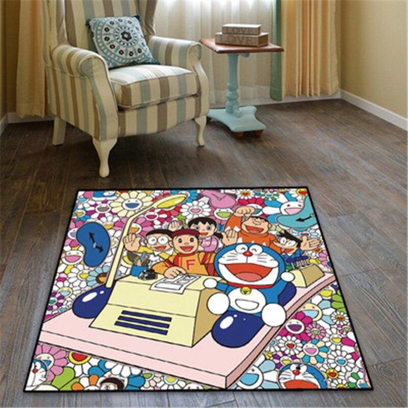 931549de1a Ξ120X120CM OriginalFake KAWS Takashi MURAKAMI Doraemon Sun Flower ...