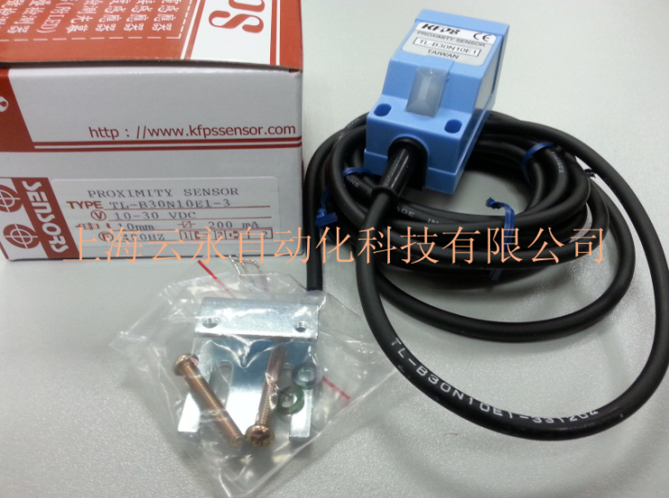 NEW  ORIGINAL TL-B30N10E1-3   Taiwan kai fang KFPS twice from proximity switch turck proximity switch bi2 g12sk an6x
