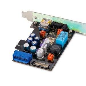 Image 5 - Nobsound Elfidelity AXF 100 USB Power Source HiFi Interface Preamp Internal Filter For USB Audio Device DAC