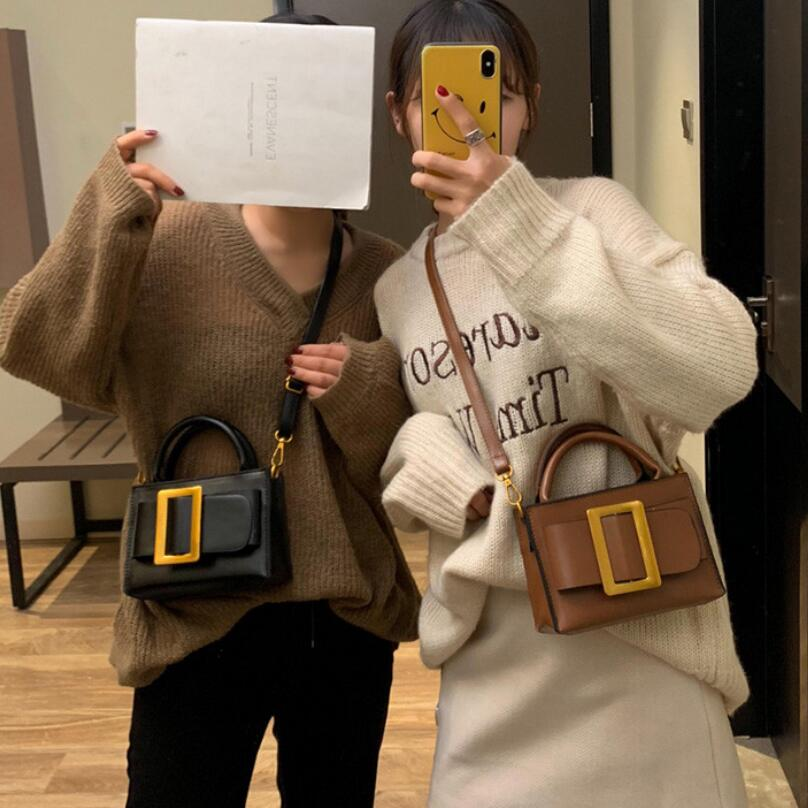 Image 3 - Famous Brand Crossbody Bags For Women High Quality Women Fashion 2019 Luxury Purse And Handbags Ladies Shoulder Messenger Bags-in Top-Handle Bags from Luggage & Bags