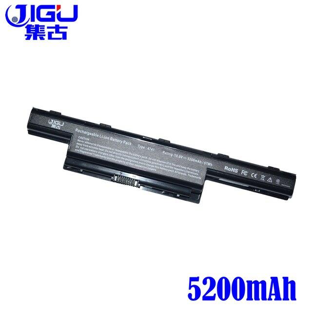JIGU Laptop  Battery For Acer Aspire V3 5741 5742 5750 5551G 5560G 5741G 5750G AS10D31 AS10D51 AS10D61 AS10D71 AS10D75 AS10D81 3