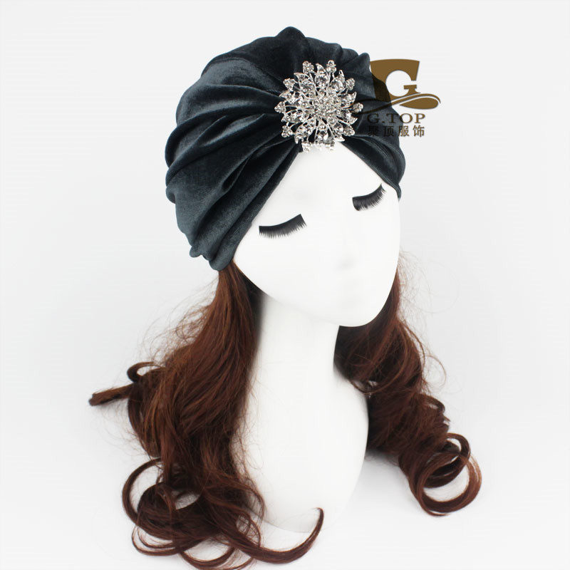 6a638dbb5dd Buy turbante headband headwear and get free shipping on AliExpress.com
