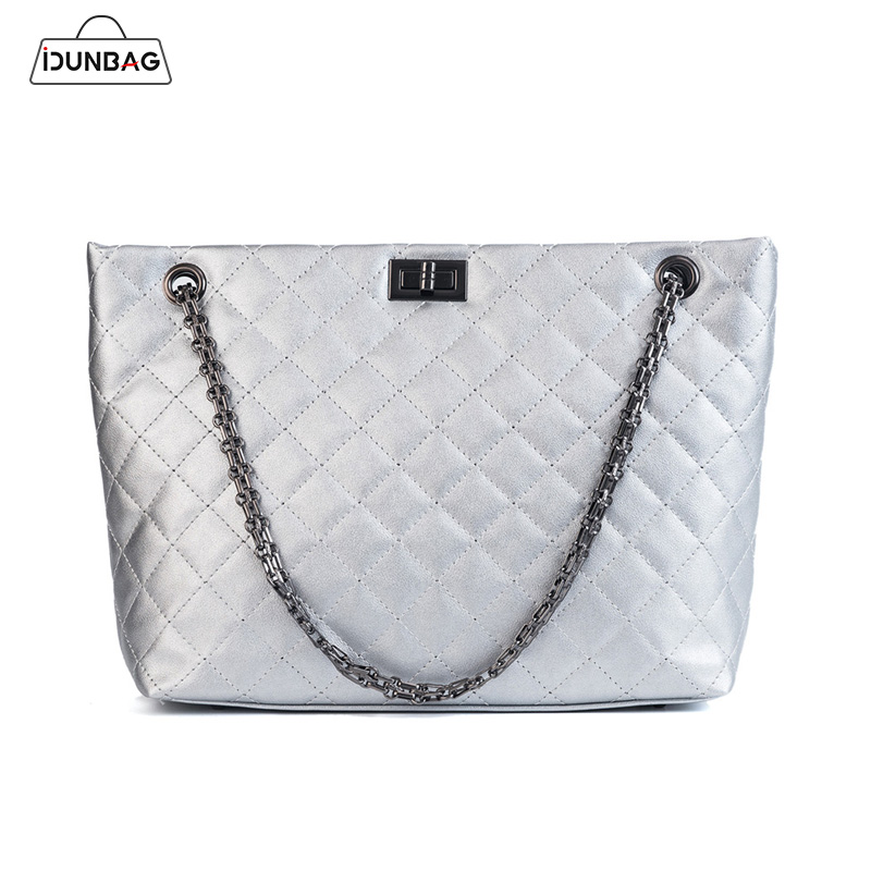 Detail Feedback Questions about Diamond Lattice Women Bag Designer Female  Handbags PU Leather Shoulder Bags Large Capacity Tote Bags For Women ... 2315a0f76e43e