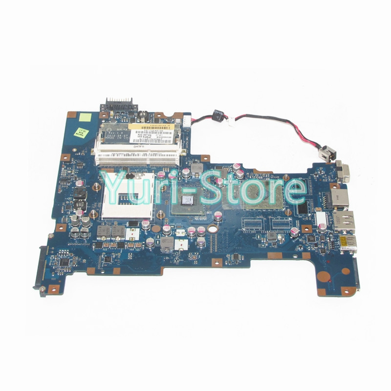 NOKOTION NALAA D04 LA-6042P K000103810 Laptop Motherboard For Toshiba Satellite L670 Main Board HM55 nokotion for toshiba satellite l840 l845 laptop motherboard main board ddr3 daby3cmb8e0 a000174140 hd7670m 1gb