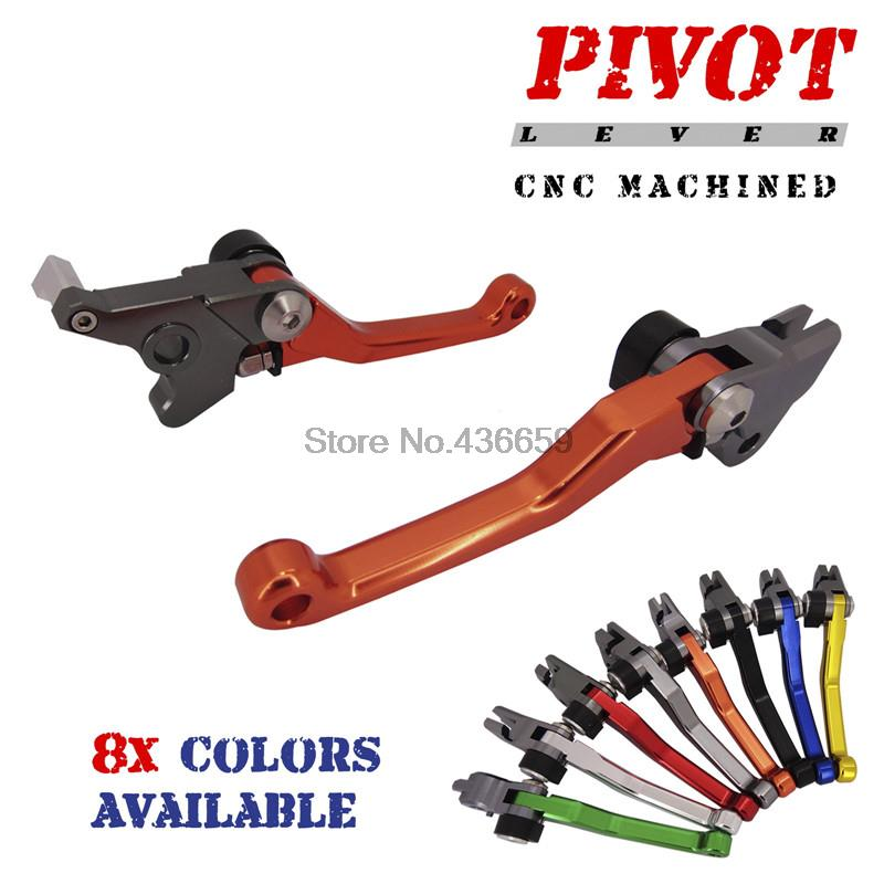 CNC Motorbike Pivot Brake Clutch Levers For Bata 400 450 498 RR 4T 2012 2013 2014 2015 2016 2017 400RR 450RR 498RR туфли bata bata ba060awhsd05