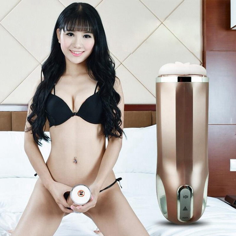 Nano Toys Male Masturbator 10 Frequency Vibration 3 Speed Piston Automatic Telescopic Sex Products for Men Masturbation Cup utoo brand stormwind auto masturbator 10 vibration pattern masturbation cup charging edition male sex toys white black colors