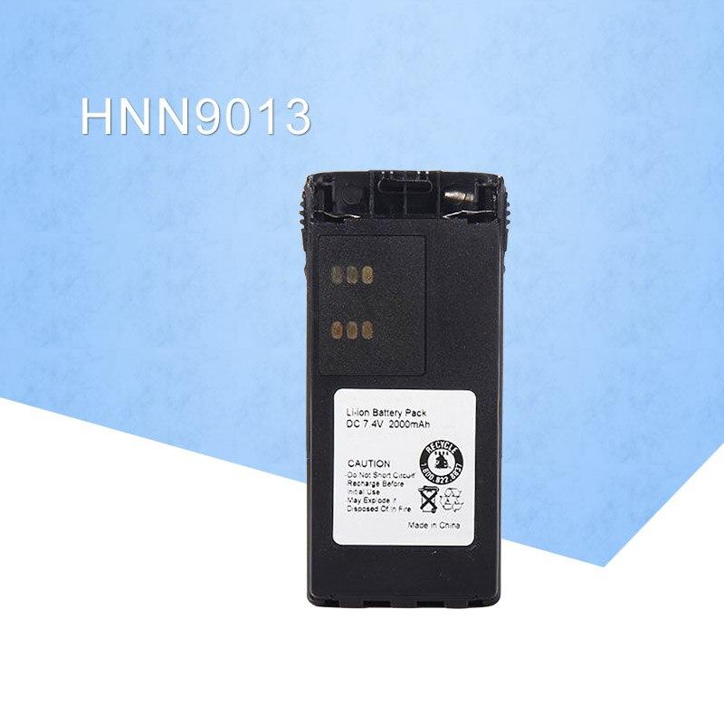 General ATC 7.4V 2000mAh Walkie Talkie Li-ion Battery HNN9013B HNN9013A For Motorola GP320, GP328, GP338, GP340, GP360, GP380