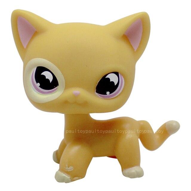 Littlest Pet Shop Orange Shorthair Cat