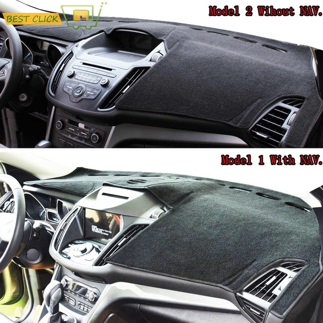 Xukey For Ford Escape Kuga 2017 2016 2018 Dashboard Cover Dash Mat Dashmat Board Pad Sun Shade Carpet