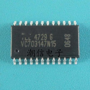 5pcs/lot TLE4729G TLE4729 4729 SOP-24 In Stock(China)