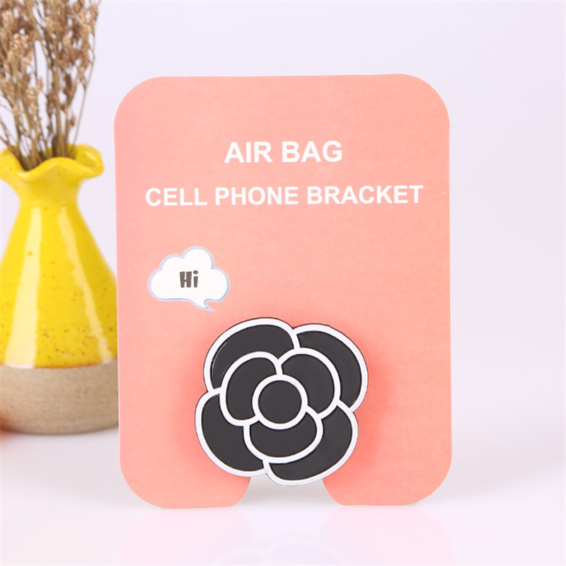 wholesale Mobile Phone Stretch Bracket Cartoon Stitch Air Bag Phone Expanding Phone Stand Finger Car Holder for Iphone XR 7 Plus in Phone Holders Stands from Cellphones Telecommunications