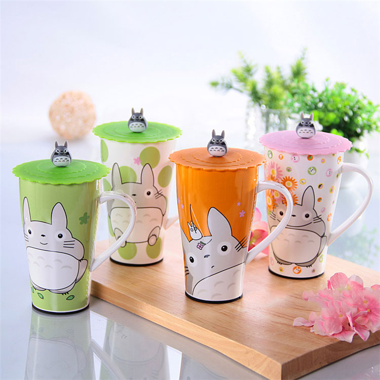 <font><b>Special</b></font> <font><b>Link</b></font> Totoro <font><b>Cup</b></font> other big one style in yellow green pink