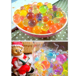 2000pcs multi colors water plant flower jelly crystal soil mud water pearls soil gel beads wedding.jpg 250x250