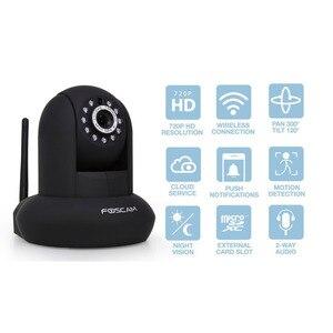 Image 3 - Foscam FI9821P P2P HD 720P 팬 틸트 유선 무선 IP 카메라 야간 투시경 및 SD 카드 녹음
