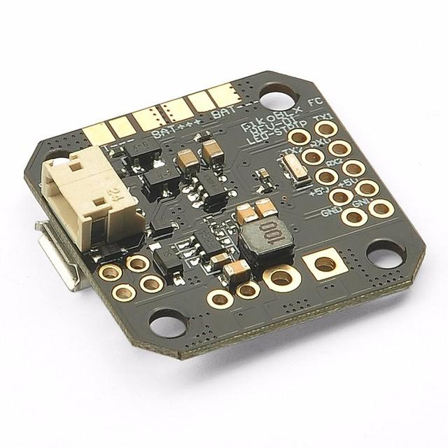 Mais novo Micro F3 CleanFlight PIKO BLX Betaflight Micro Controlador de Vôo para Interior DIY Mini Micro FPV Quadcopter Zangão de Corrida