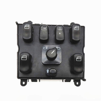 Front Left Power Window Switch For Mercedes Benz ML320 W163 ML400 ML430 ML500 A1638203010 A1638202410 A1638200910