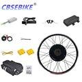 CBSEBIKE 26 zoll Elektrische Bike Conversion Kit LCD Display eBike für Hinten Fahrrad Rad Motor HC05 26-in E-Bike Motor aus Sport und Unterhaltung bei