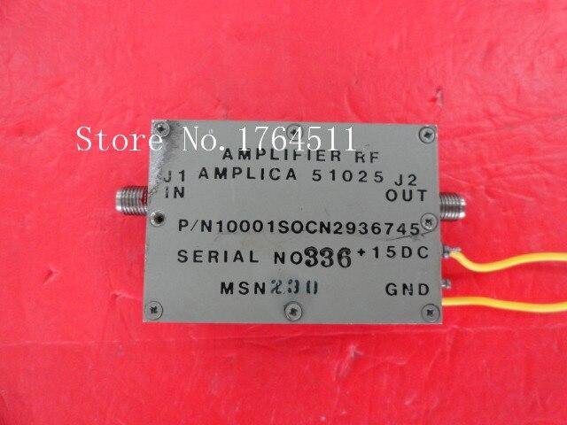 [BELLA] Amplica Inc 10001SOCN2936745 15V SMA Amplifier Supply