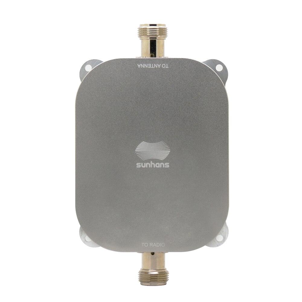 100% Origianl Sunhans 4000mW 36dBm 2.4GHz&5.8GHz IEEE 802.11/a/n/b/g Dual Band UAV WiFi Signal Booster Wireless Signal Amplifier