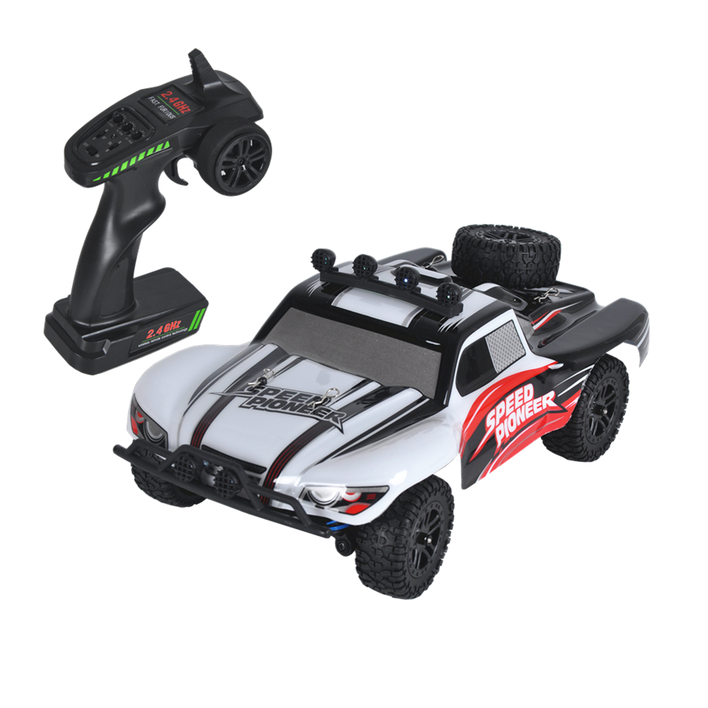 50KM/H 1:18 4WD RC Car 9301 Machine on the Remote Control Car 2.4G Radio-Controlled Cars High Speed Truck Off-Road high speed rc car 4wd 4x4 double motors radio controlled cars toys machine on the remote control car model off road vehicle toy