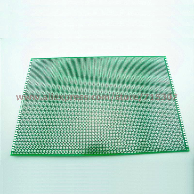 1pcs 20*30 / 20x30cm single side PCB prototype board/ fiberglass(FR4) green oil board/universal board/test board 1.6mm thickness single green board multidiag pro 2014 r2 keygen