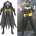 Hero Catcher High Quality Custom Made Batgirl Cospaly Costume Comic Batgirl Suit Hero Zentai Suit Batgril Spandex Suit
