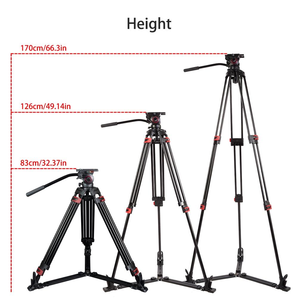 Oferta speciale videokamera profesionale video kamera alumini MTT609A - Kamera dhe foto - Foto 6