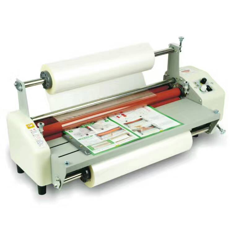12th 8460T A2+ multi-function Laminator Hot Roll Laminating Machine,High-end speed regulation laminating laser automatic cd disk uv coating machine laminating coater extrusion laminator with high quality on hot sales