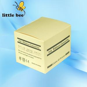 Image 5 - 10 pcs 잉크 리본 카세트 MK RS100B 100 m 3604b001 케이블 id 프린터 M 1 pro, M 1 std, M 1 proii