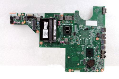 637583-001 DAAX1JMB8C0 Laptop Motherboard For CQ42 CQ62 G62