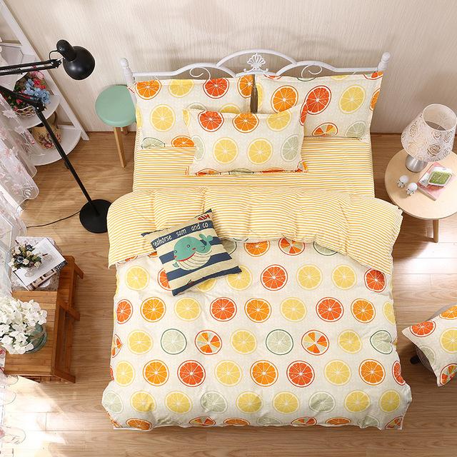 Cloud British Style Bedding Set