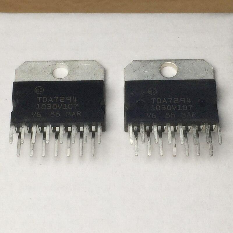 Livraison gratuite pas cher! 20 pièces TDA7294 TDA 7294 amplificateur Audio nouveau IC de haute qualité